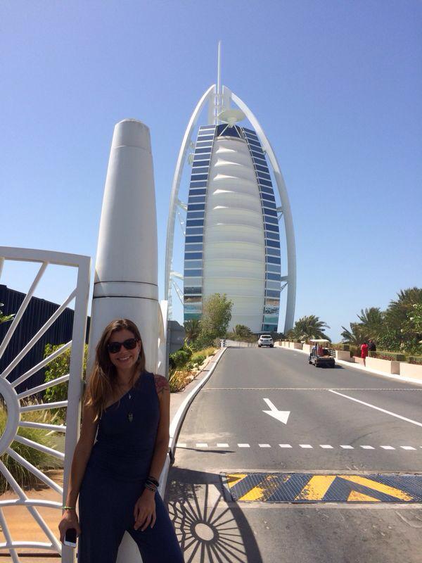 hotel burj arab dubai