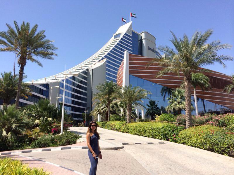hotel jumeirah dubai