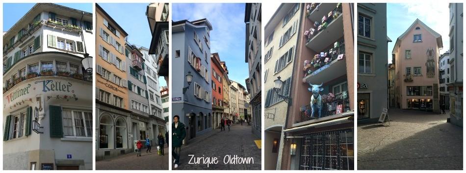 zurique oldtown