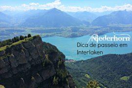 dicas passeios interlaken niederhorn