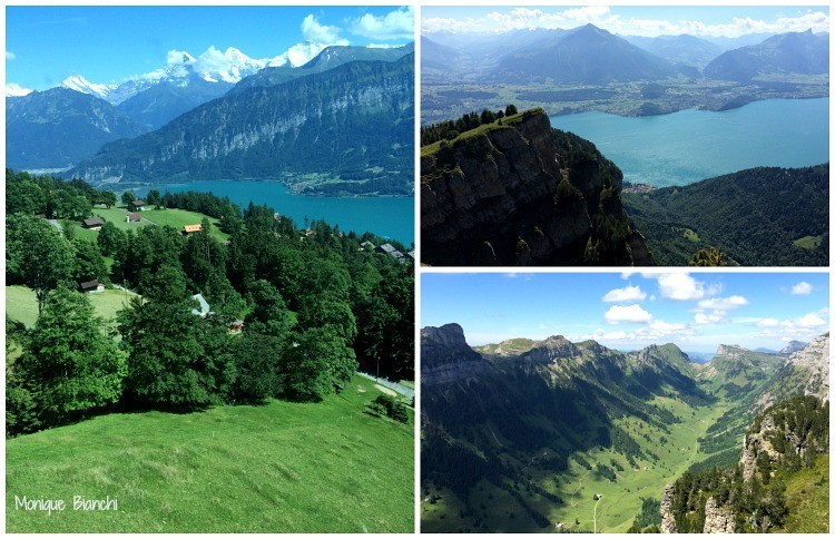 paisagens suiças bernese oberland