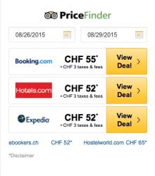 como achar os melhores preços de hotéis online