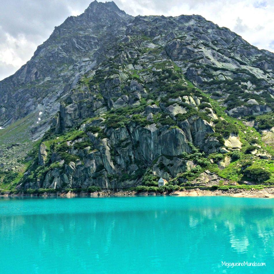 lago gelmer grimselwelt suiça