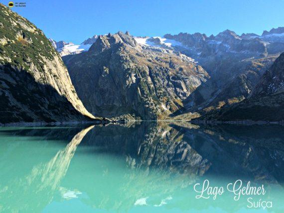 lago gelmer suiça