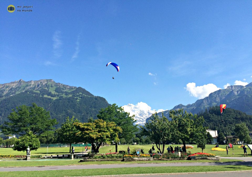 paragliding interlaken suiça