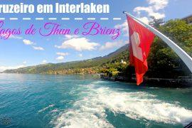 passeio de barco interlaken