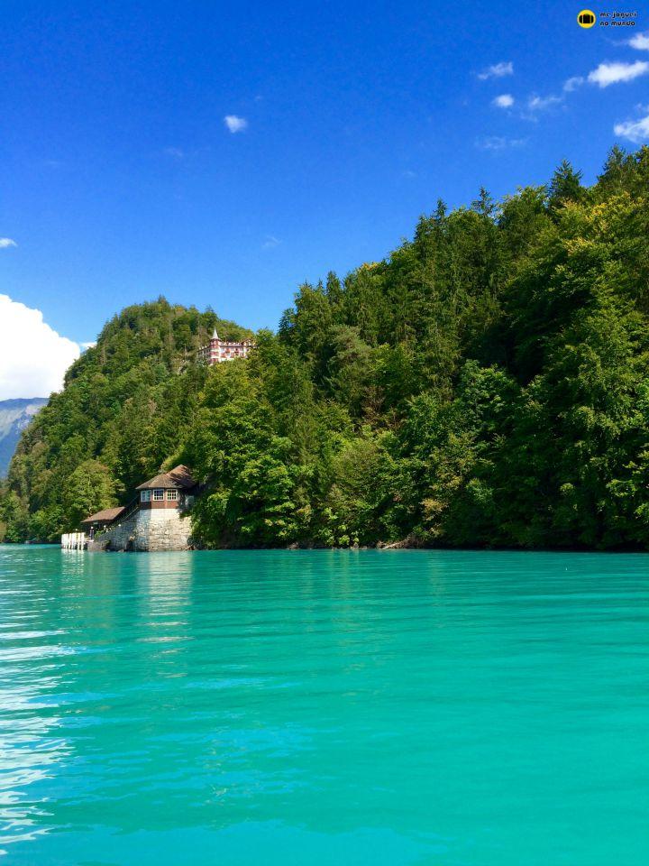 passeio de barco interlaken lago brienz