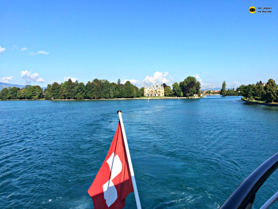 passeio de barco em interlaken dicas