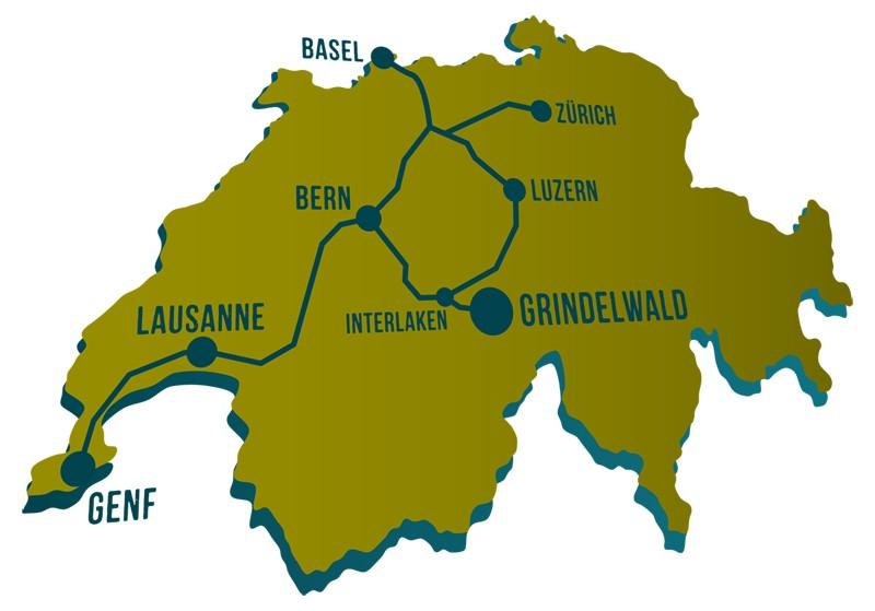 grindelwald onde fica