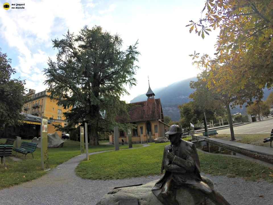 sherlock holmes passeios suiça