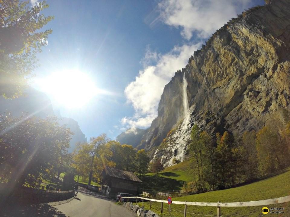 cachoeiras lauterbrunnen