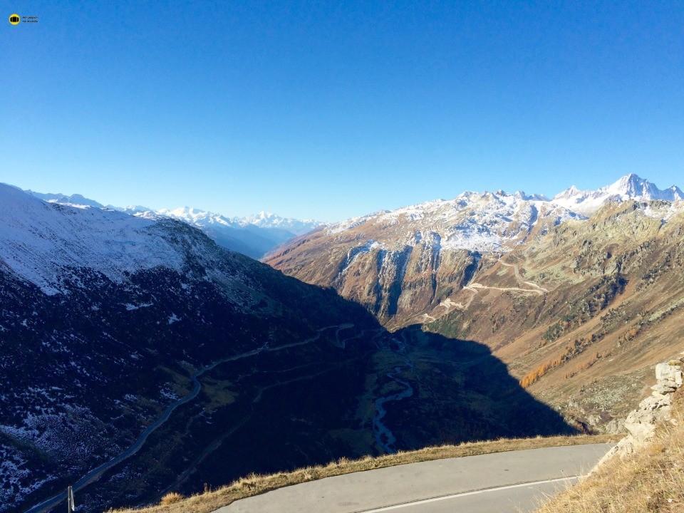 furkapass alpes suiços