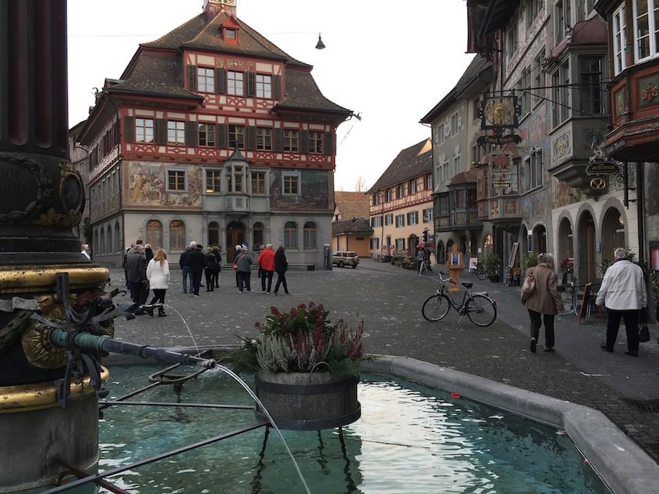 stein am Rhein cidade suíça