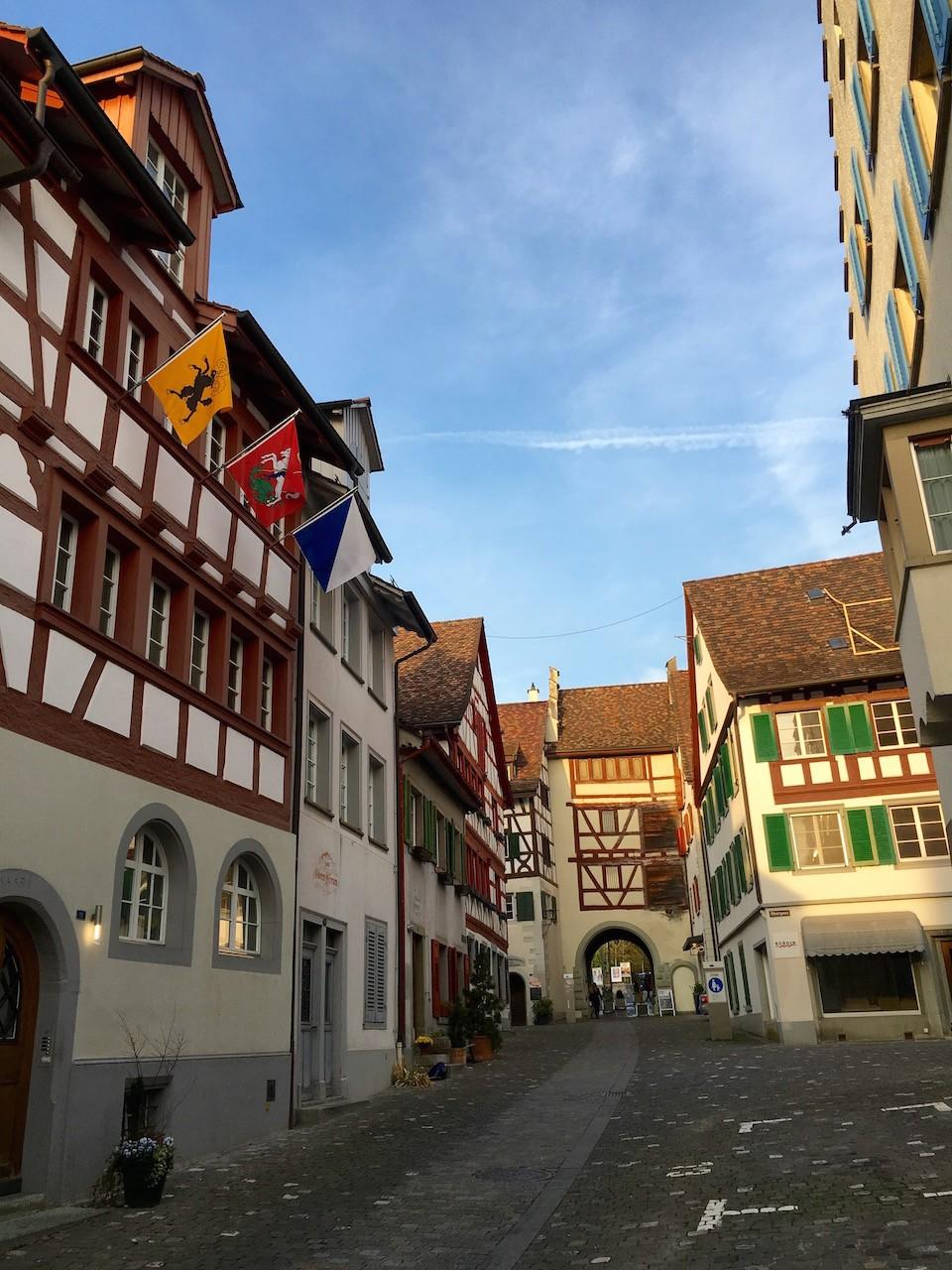 stein am Rhein cidade medieval
