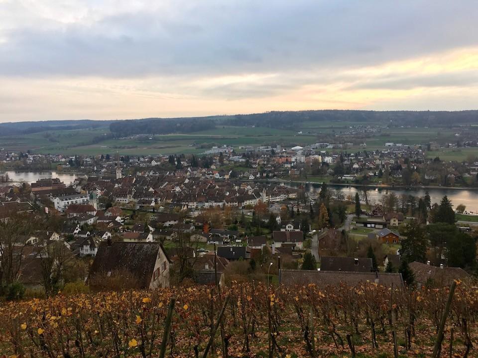 cidade medieval suíça