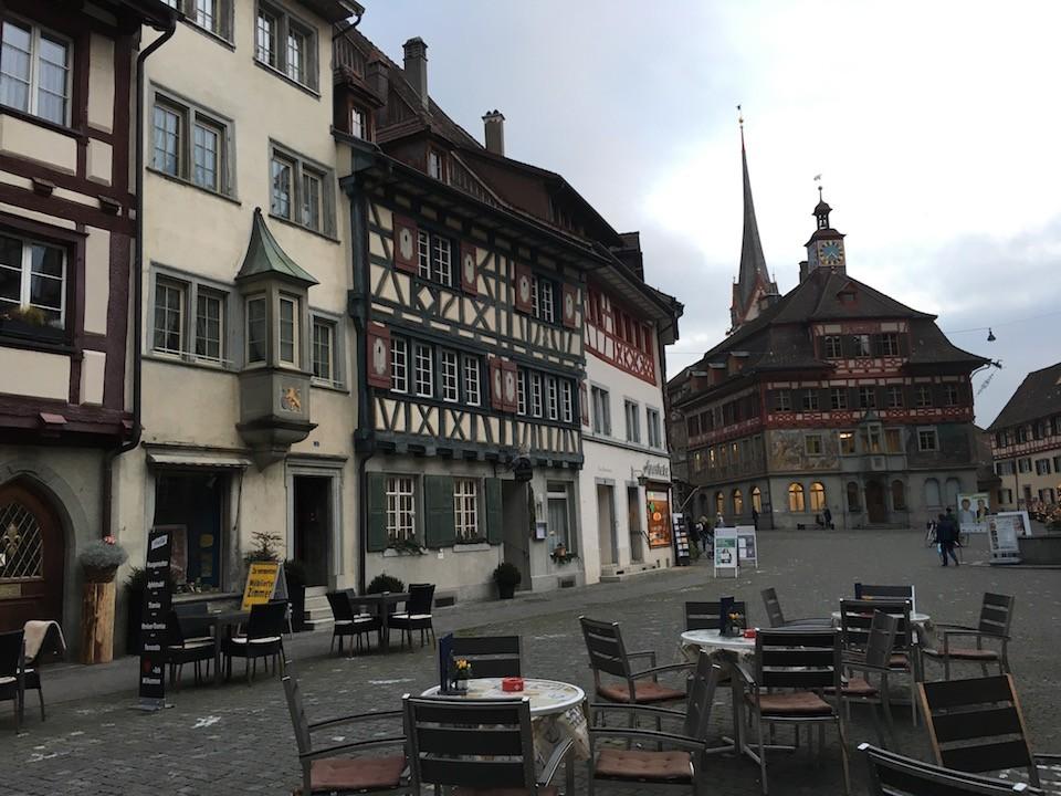 stein am Rhein suiça
