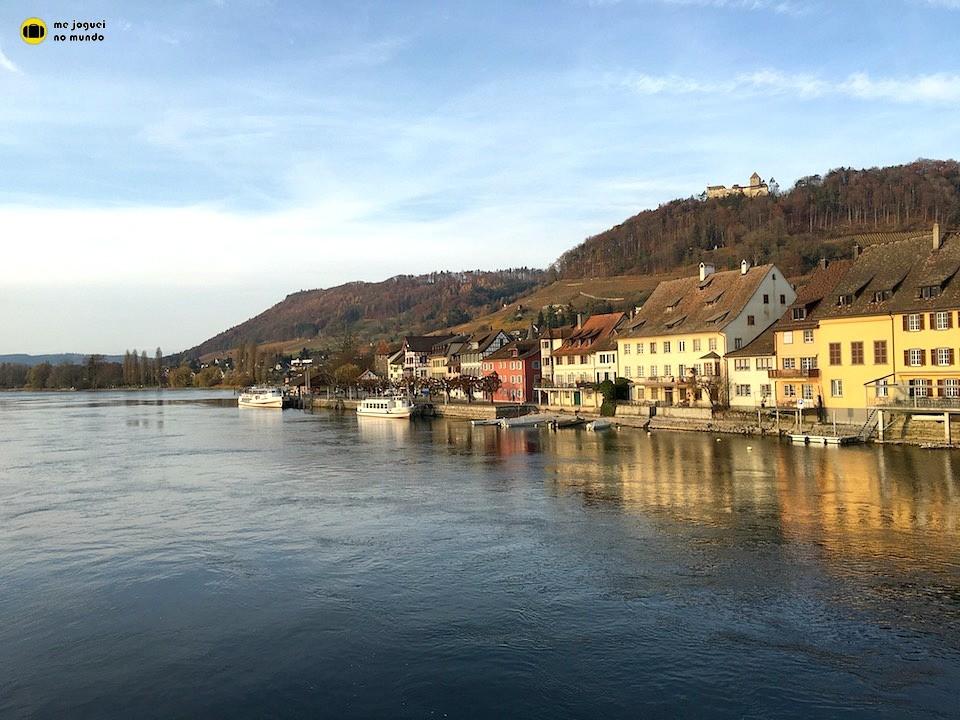 stein am Rhein castelo