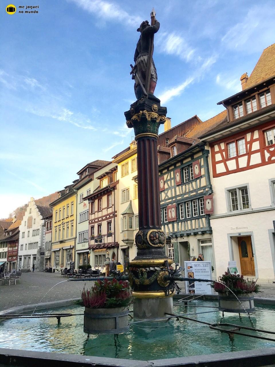 stein am Rhein suiça cidades