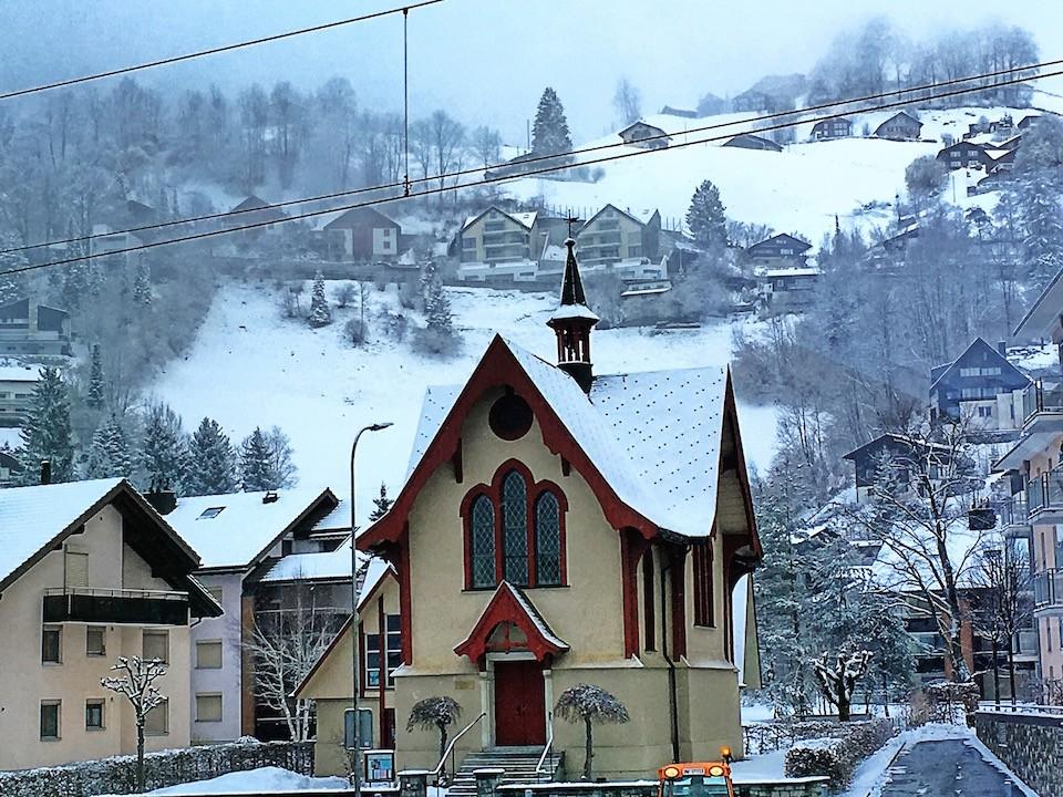 Vilarejo de Engelberg