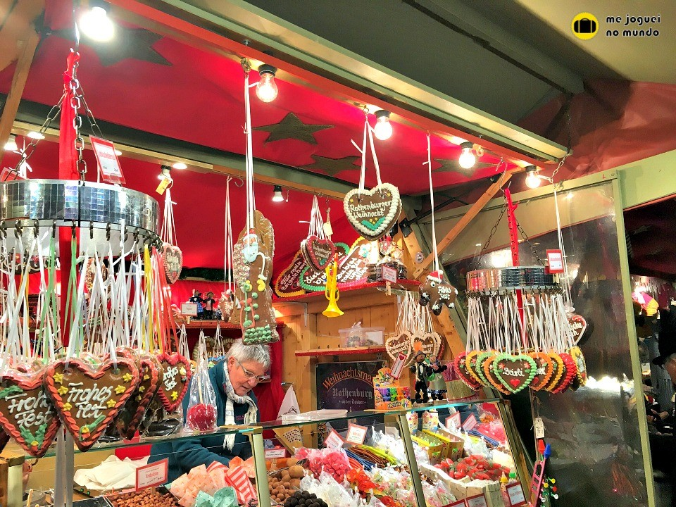 mercado de natal rothenburg ob der tauber