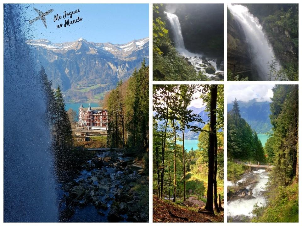 cachoeira giessbach suiça