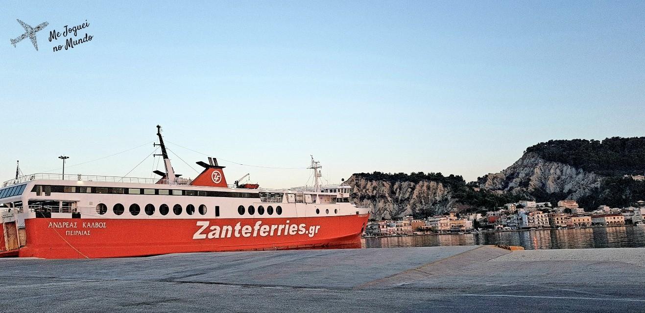 como chegar a zakynthos grecia