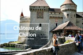 chateau de chillon suiça