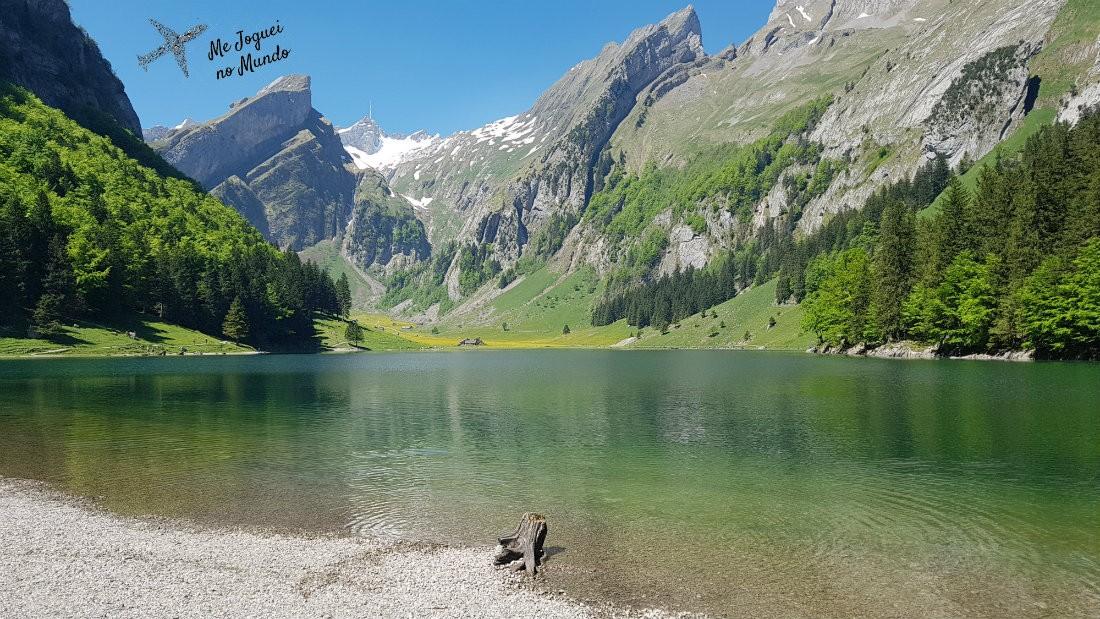 lago seealpsee appenzel