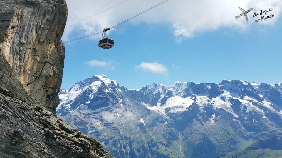 montanha schilthorn interlaken