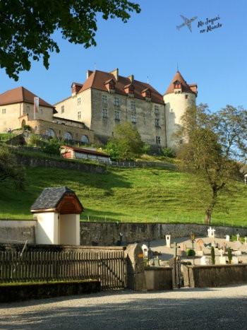 castelo de gruyeres suica