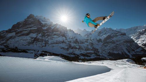 estação de esqui grindelwald