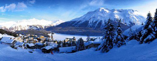 inverno na suiça st moritz