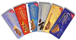 chocolates suiça cailler