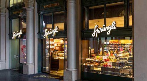 chocolates suiços sprungli