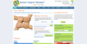 Autism Support Network - Disability Resource