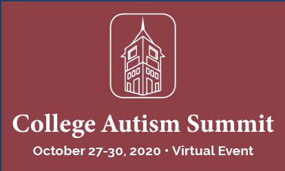 College Autism Summit 2020