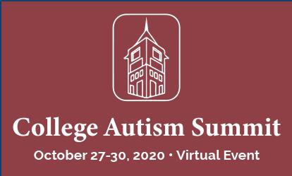 College Autism Summit 2020