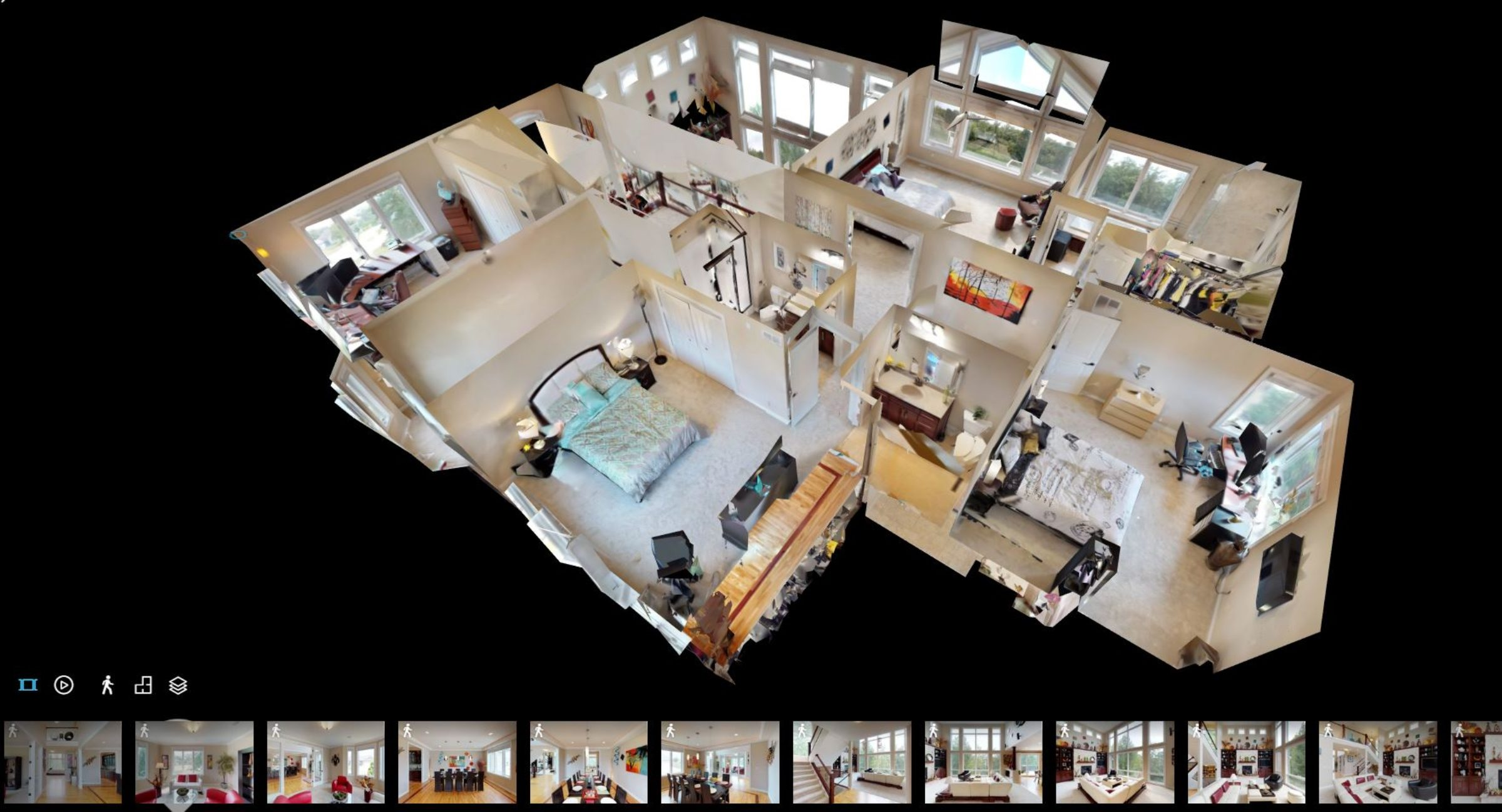 360 degree Open House 365 days of the year!