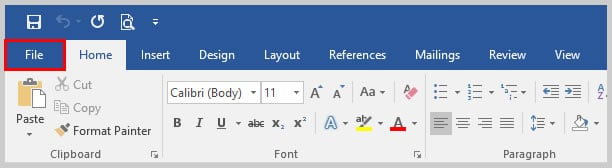 Microsoft Word 2016 File Tab | How to Restrict Style Changes in Microsoft Word