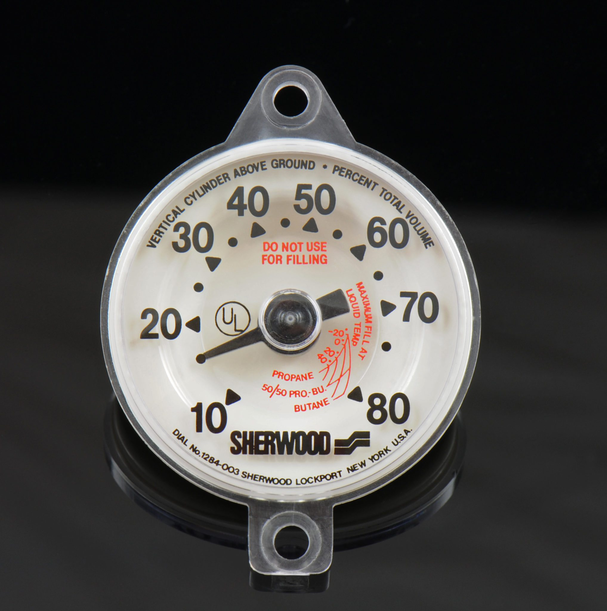 PCI Sherwood Harsco Propane Tanks Gauges Callenge and Solutions