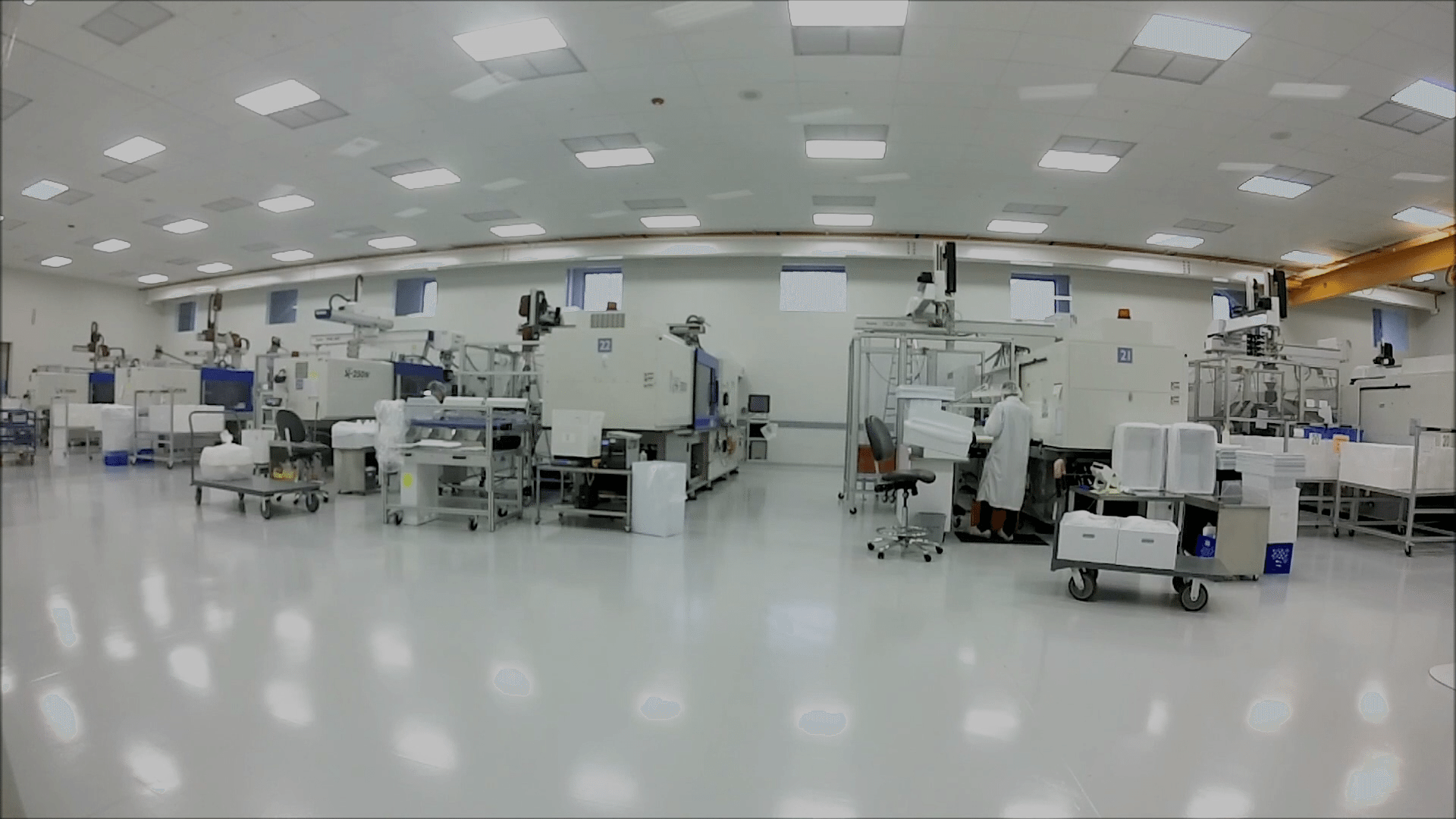 Precision Medical Injection Molding