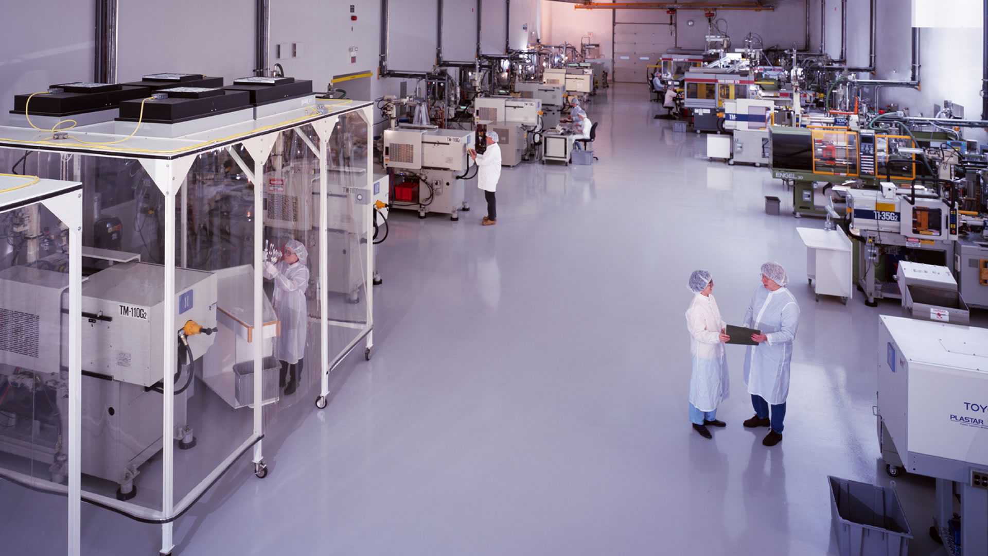 Precision Medical Injection Molding  Full-Service Contract Manufacturing