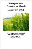 2015-08-23 Bulletin