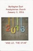 2016-01-03 Bulletin
