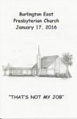 2016-01-17 Bulletin