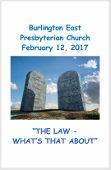 2017-02-12 Bulletin