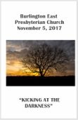 2017-11-05 Bulletin