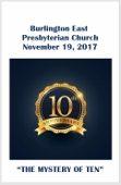 2017-11-19 Bulletin
