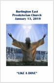 2019-01-13 Bulletin