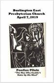 2019-04-07 Bulletin